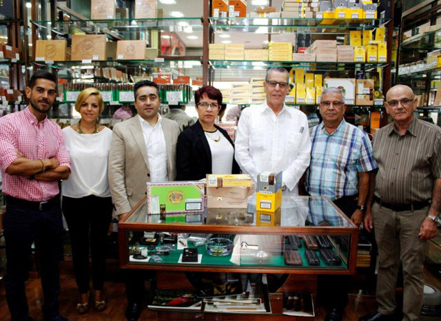Habanos Point in the Canary Islands